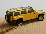 Hummer H3 EU-spec 2007–10 wallpapers