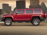 Hummer H3x 2007–10 wallpapers