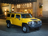 Hummer H3 ZA-spec 2007–10 wallpapers