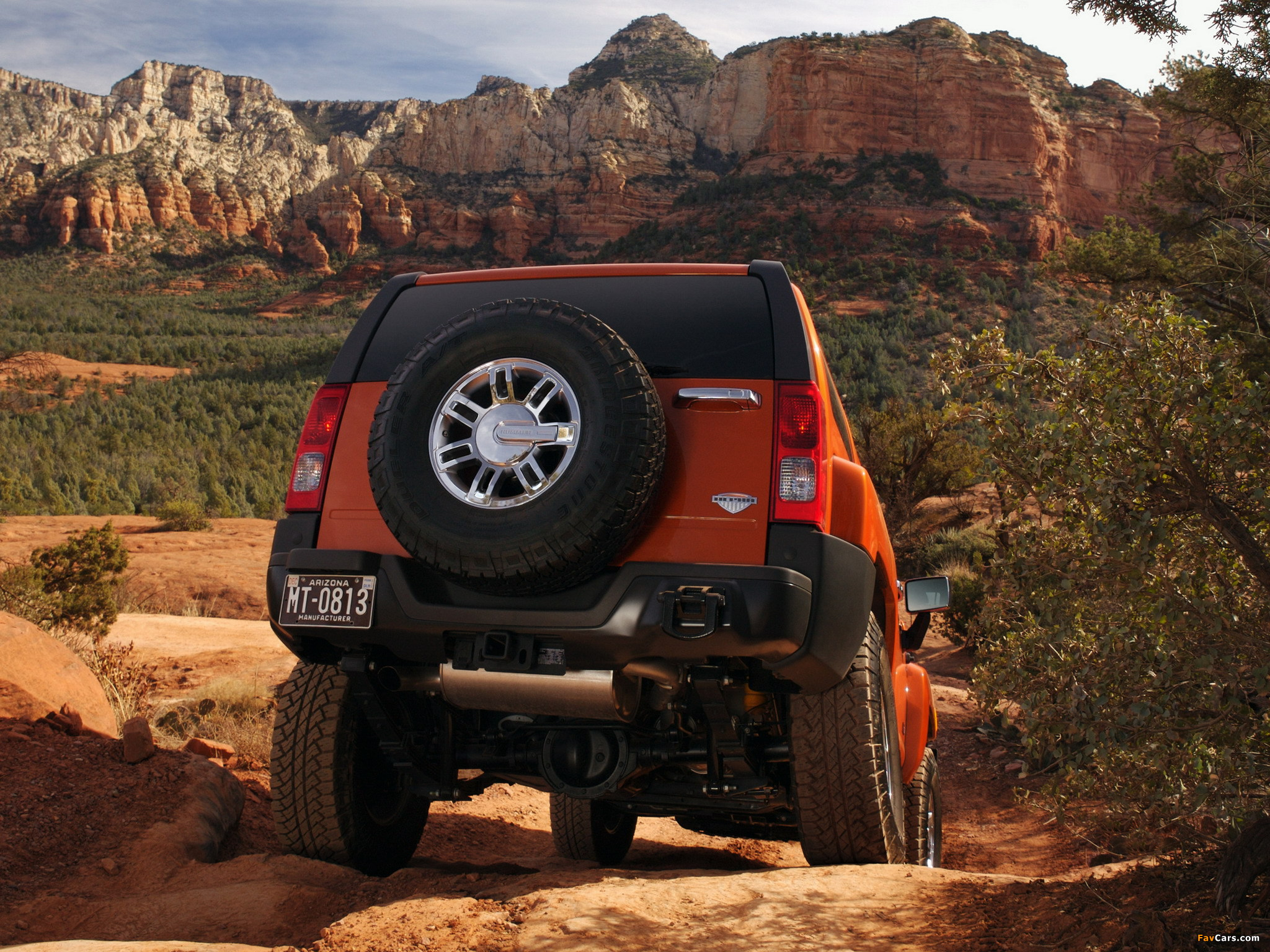 Hummer H3 Alpha 2008–10 pictures (2048 x 1536)