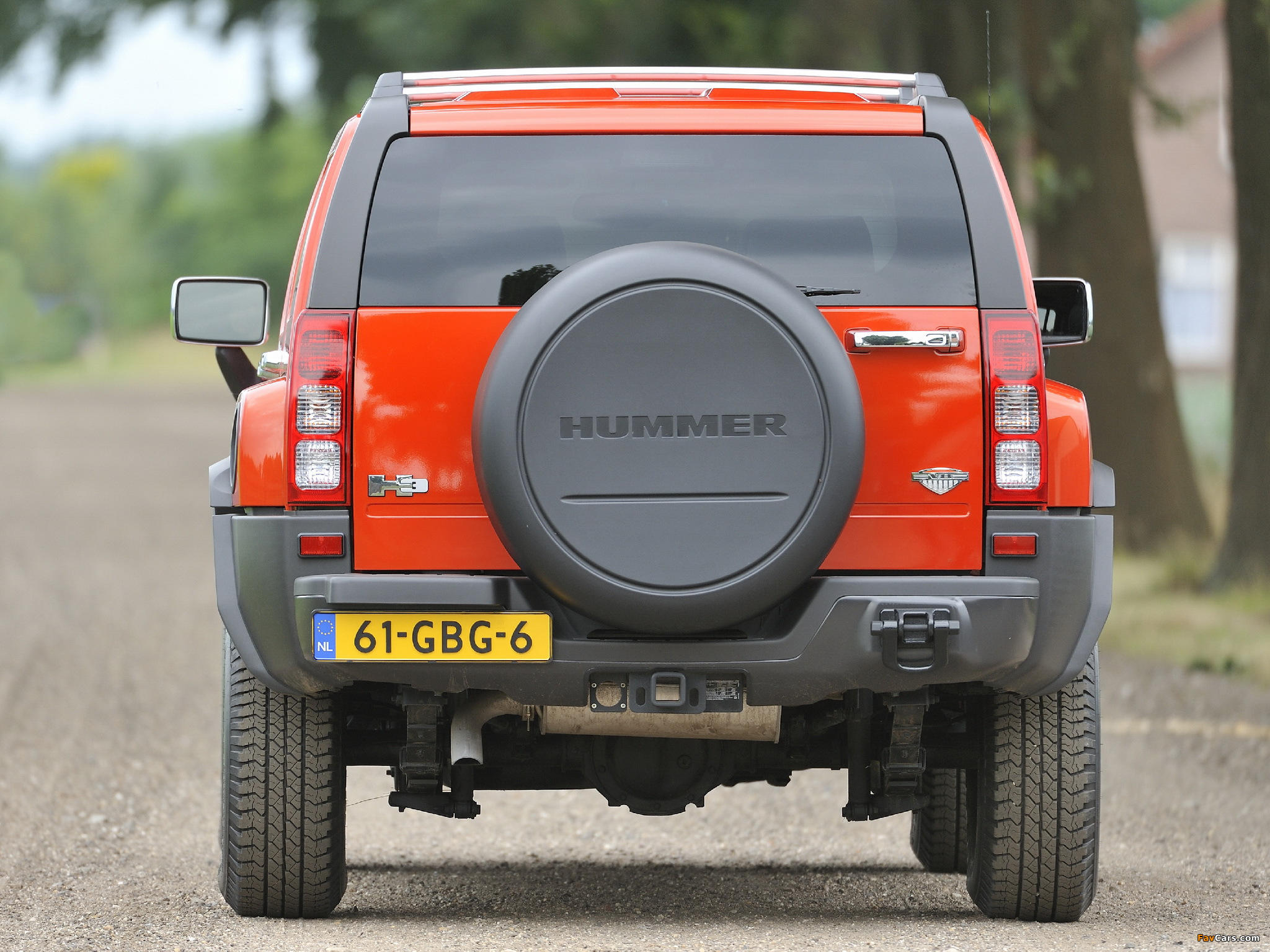 Hummer H3 V8 2008–10 pictures (2048 x 1536)