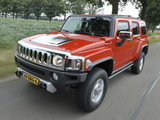 Hummer H3 V8 2008–10 wallpapers