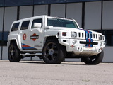Geiger Hummer H3 Alpha V8 Kompressor 2009–10 wallpapers