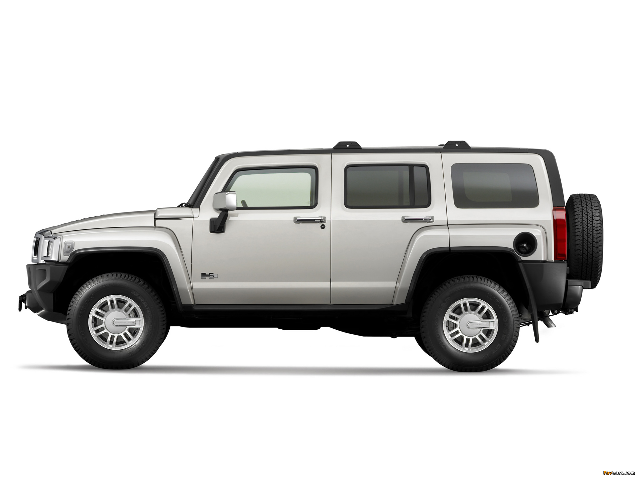 Images of Hummer H3 Adventure 2007–10 (2048 x 1536)