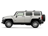 Images of Hummer H3 Adventure 2007–10