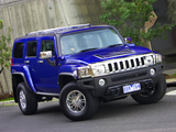 Images of Hummer H3 AU-spec 2007–10