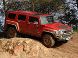 Images of Hummer H3 EU-spec 2007–10