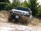 Images of Hummer H3 UK-spec 2007–10
