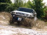 Images of Hummer H3 UK-spec 2007–10