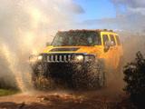 Photos of Hummer H3 2005–10