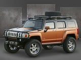 Photos of Hummer H3 Rugged Concept 2005