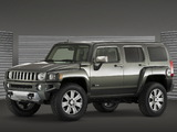 Photos of Hummer H3x Concept 2006