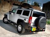 Photos of Hummer H3 UK-spec 2007–10