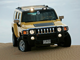 Photos of Hummer H3 EU-spec 2007–10