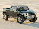 Pictures of Hummer H3T Concept 2004