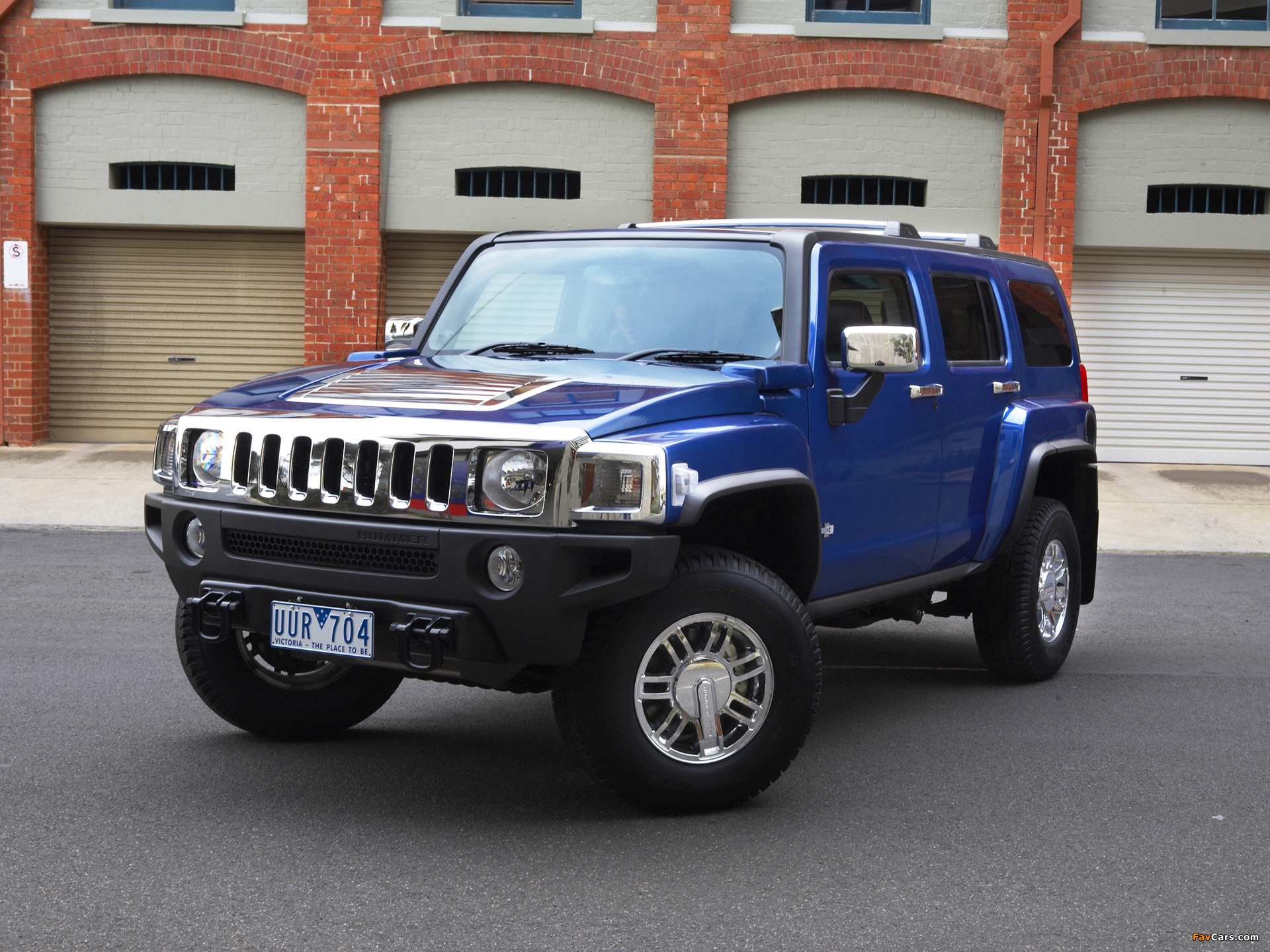 Pictures of Hummer H3 2005–10 (1920 x 1440)