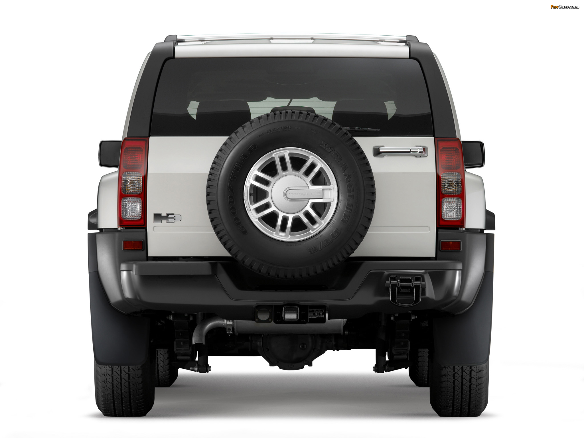 Pictures of Hummer H3 Adventure 2007–10 (2048 x 1536)