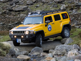Pictures of Hummer H3 UK-spec 2007–10