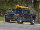 Pictures of Hummer H3T Alpha 2008–10