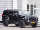 Hummer H3 Black Edition 2007 wallpapers