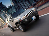 Hummer H3 UK-spec 2007–10 wallpapers