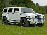 Geiger Hummer H3 GT Alpha 2008–10 wallpapers