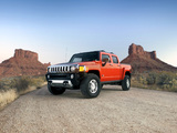 Hummer H3T Alpha 2008–10 wallpapers