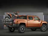 Hummer H3T Weekend Warrior Concept 2009 wallpapers