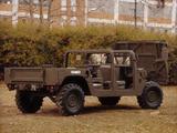 HMMWV XM998 Prototype II 1981–82 pictures