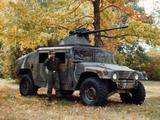 HMMWV XM998 Prototype III 1982 photos