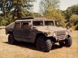 HMMWV XM998 Prototype III 1982 pictures