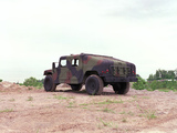 Photos of HMMWV 1984