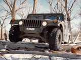 Pictures of HMMWV XM998 Prototype II 1981–82