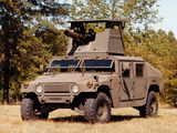 Pictures of HMMWV XM998 Prototype III 1982