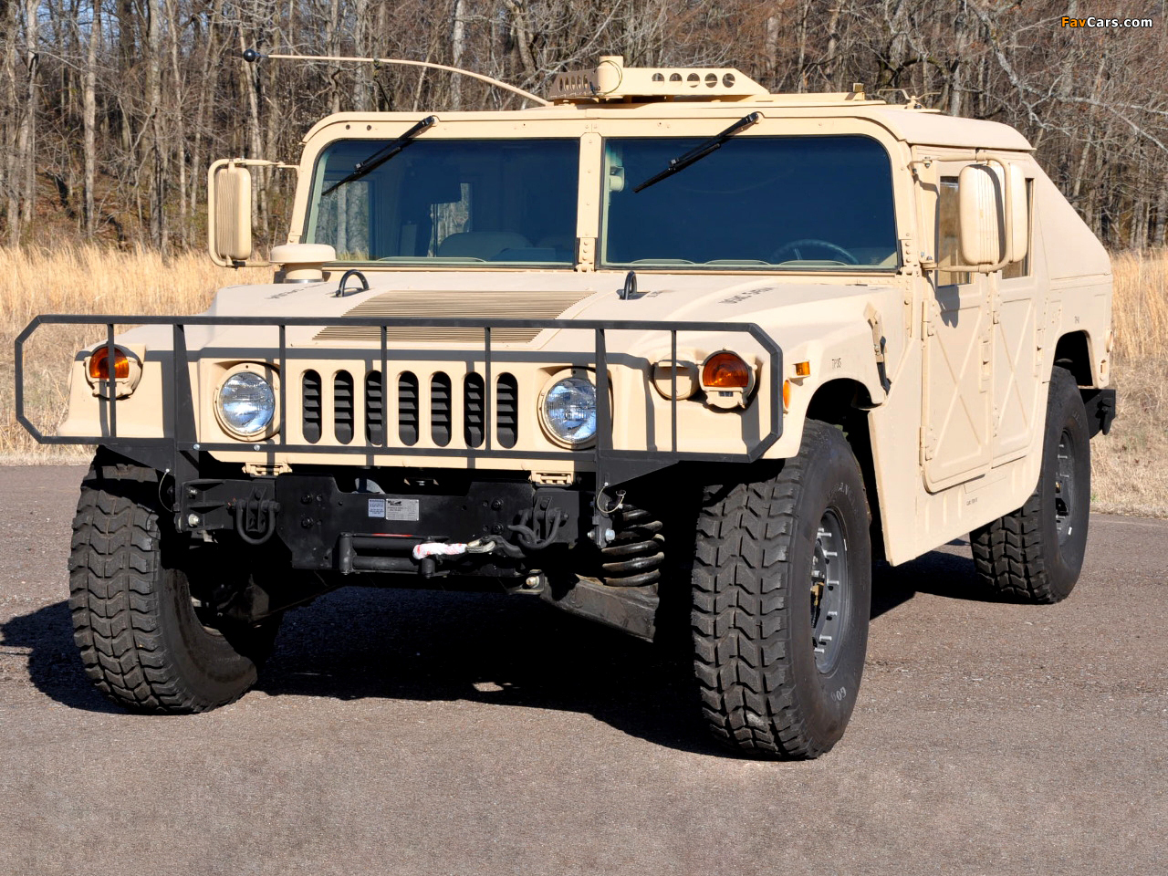 Pictures of HMMWV 1984 (1280 x 960)