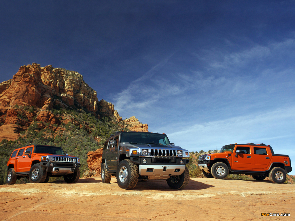 Hummer pictures (1024 x 768)