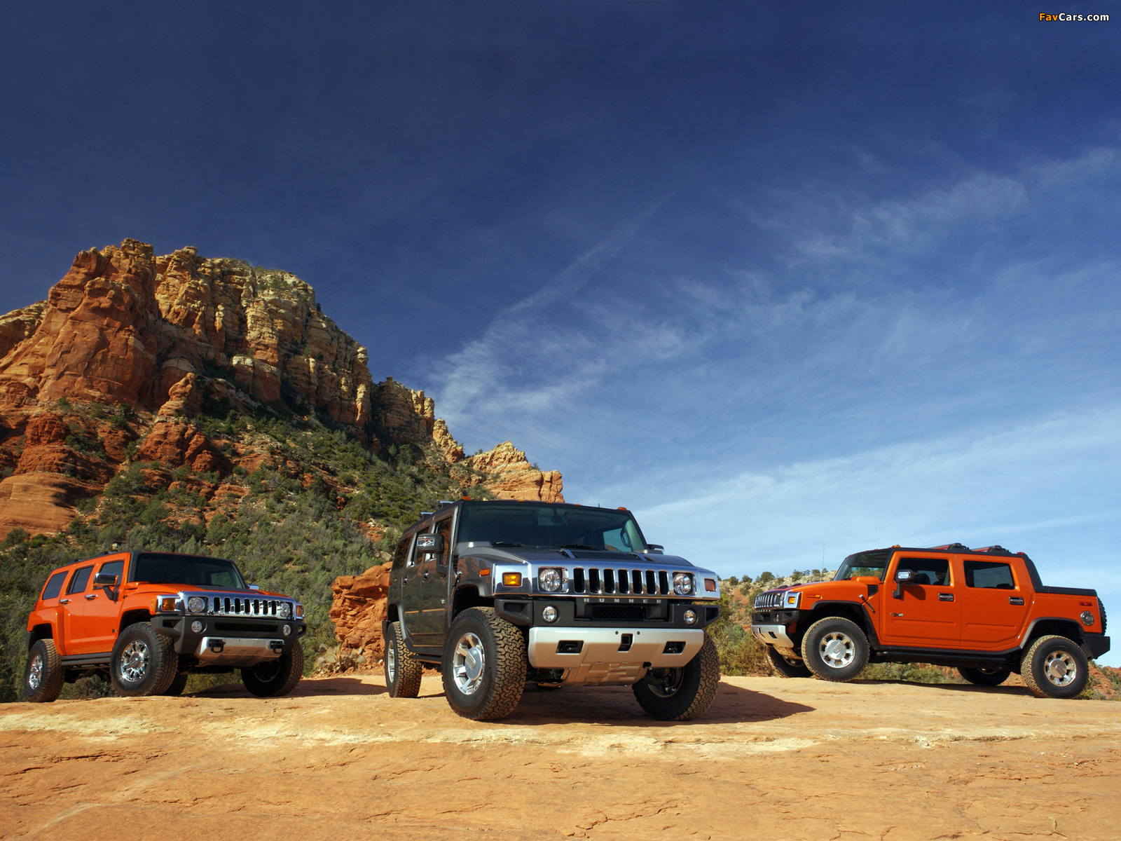 Hummer pictures (1600 x 1200)