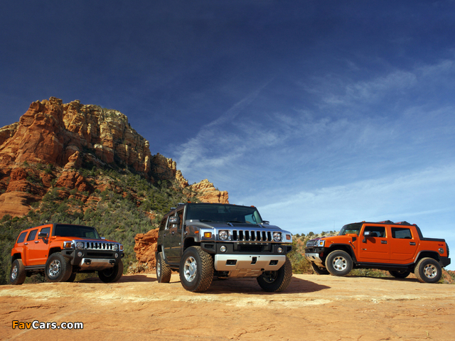 Hummer pictures (640 x 480)