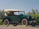 Hupmobile Series R 5-passenger Touring 1922 images