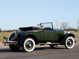 Pictures of Hupmobile Series R Special Roadster 1924–