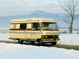 Hymer 500-Series 1981–83 pictures