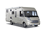Hymer B-Class SL Star Edition 2009–11 images