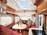 Hymer B-Class 2011–13 images