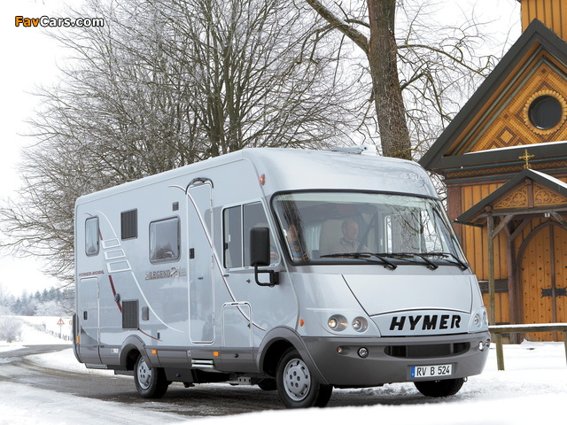 Images of Hymer B-Class Legend 25 2006 (640 x 480)