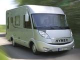 Photos of Hymer B-Class SL 2007–11