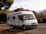 Pictures of Hymer B-Class 2000–06