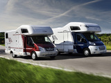Hymer Camp 522 & 614 images
