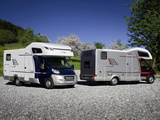 Images of Hymer Camp 522 & 614