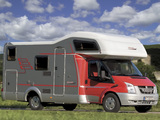 Hymer Camp CL 2007–10 wallpapers
