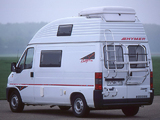 Hymer Car Magic 1995 photos